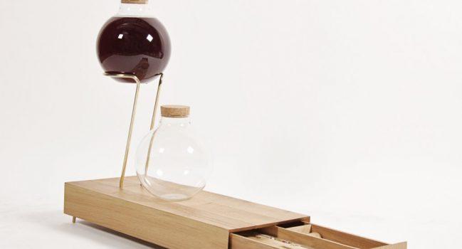 Wijn maken in je woonkamer