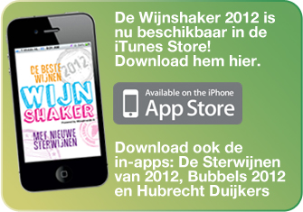 Wijnalmanak 2012 als app beschikbaar