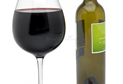 Wijnglas voor grote dorst …